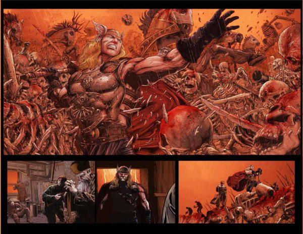 Thor Las Edades del Trueno 1