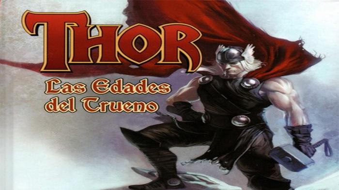 Thor Las Edades del Trueno 6