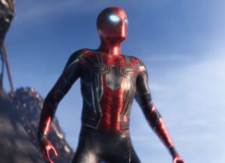 Vengadores Infinity War - tráiler 1 - Spider-Man