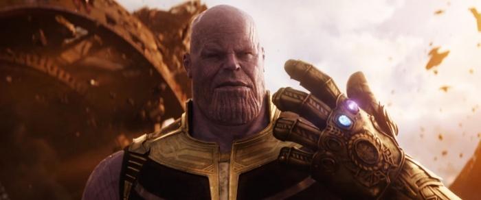 Vengadores Infinity War - tráiler 1 - Thanos 02