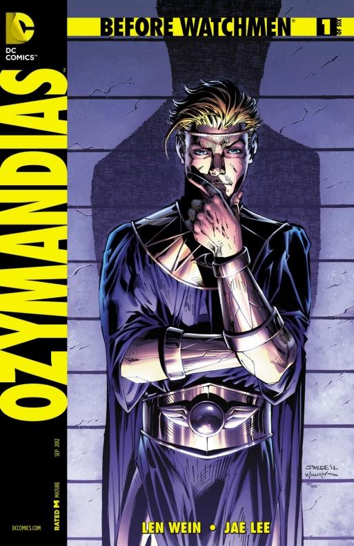 Reseña De Antes De Watchmen Ozymandias