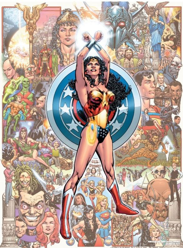 Wonder Woman Phil Jimenez