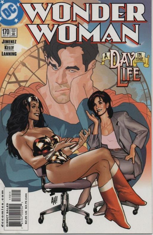 Wonder Woman #170.