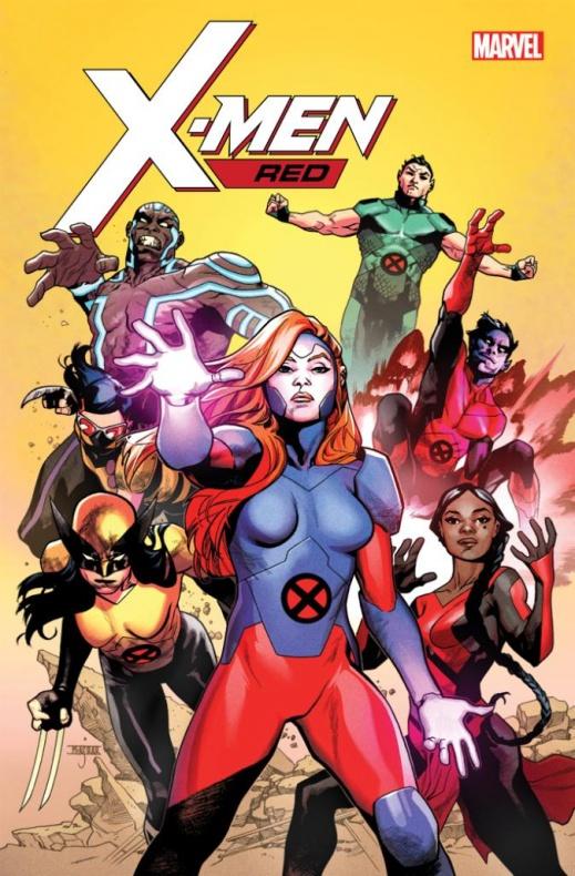 X Men RED