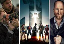 Zack Snyder - Joss Whedon - Liga de la J