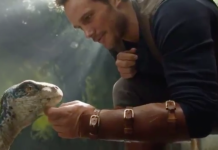 chris pratt fallen kingdom