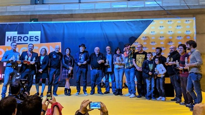 ganadores premios Carlos Gimenez
