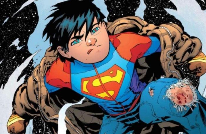 jon kent superboy