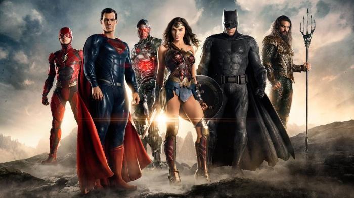 Liga de la Justicia - DC
