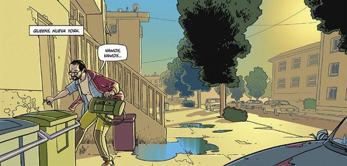 ordinary comic