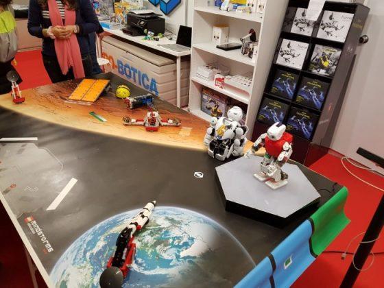 salon del manga robots