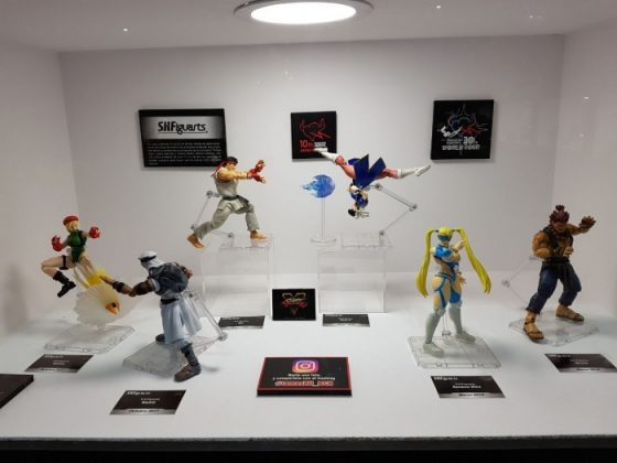 figuras salón del manga tamashii nations