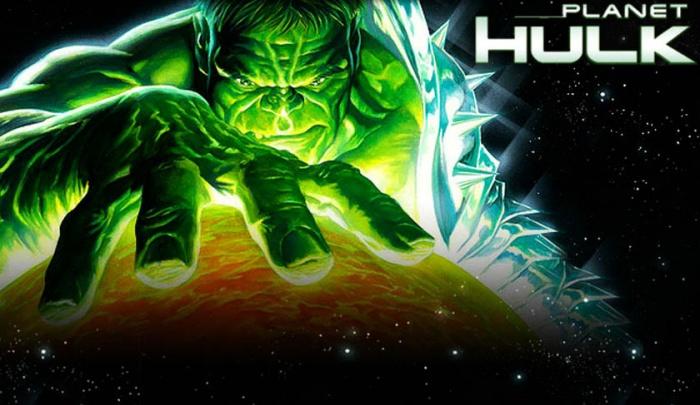 planet hulk pelicula