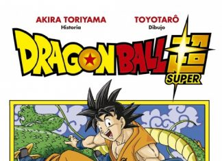 portada dragon ball super 1