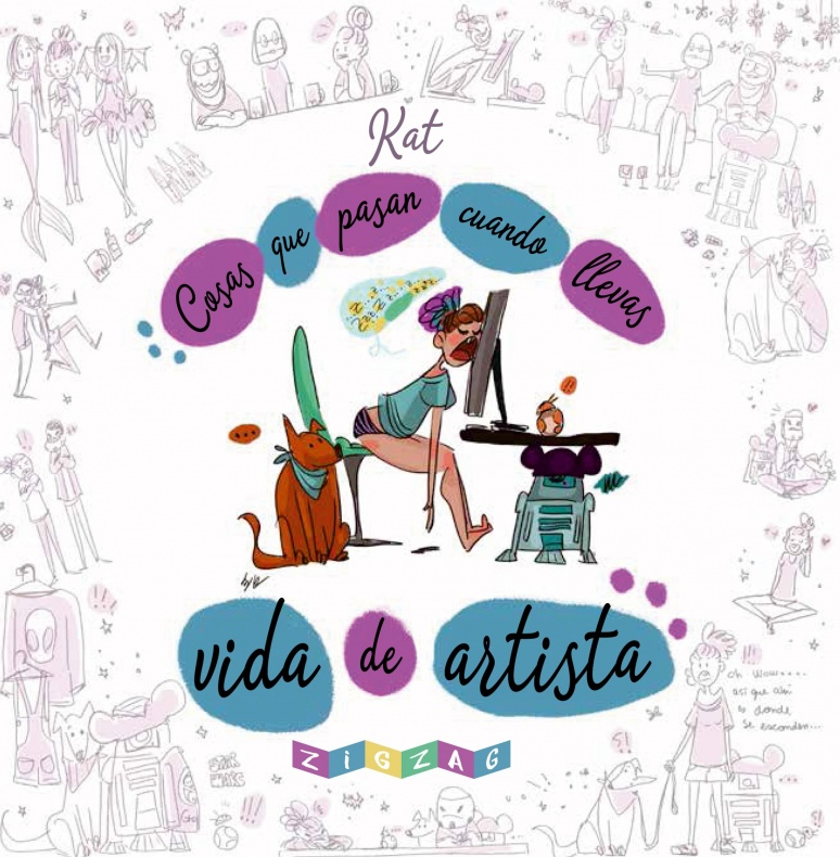 portada cosas que pasan cuando llevas vida de artista katia grifols alvarez 201709051208