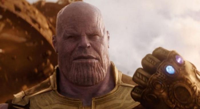 Vengadores Infinity War - tráiler 1 - Thanos
