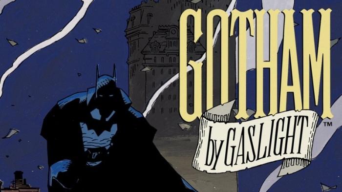 Batman Gotham by Gaslight' 1