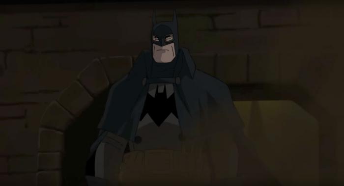 Batman Gotham by Gaslight'