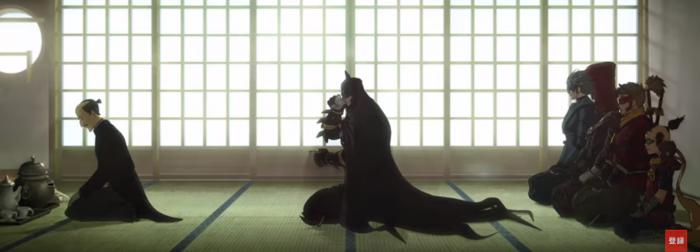 Batman Ninja batfamilia