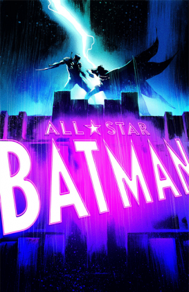 All Star Batman 13 portada