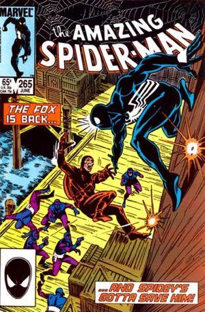 Amazing Spider Man Vol 1 265
