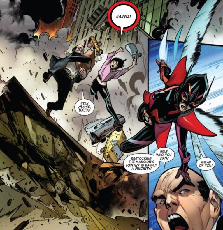 Avengers No Surrender (2)