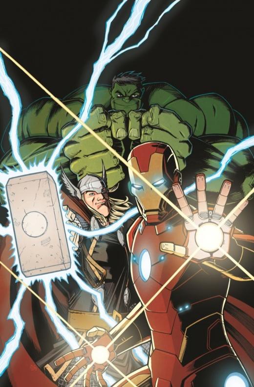 Avengers back to basics 02