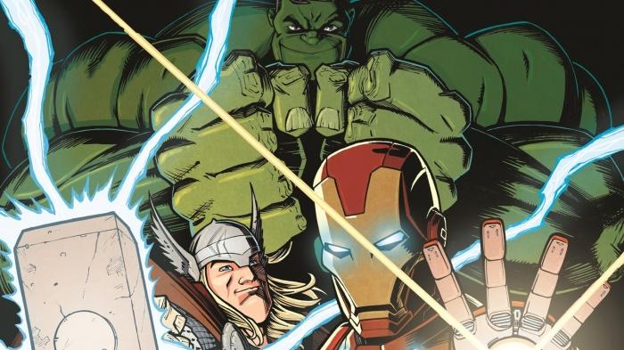 Avengers back to basics