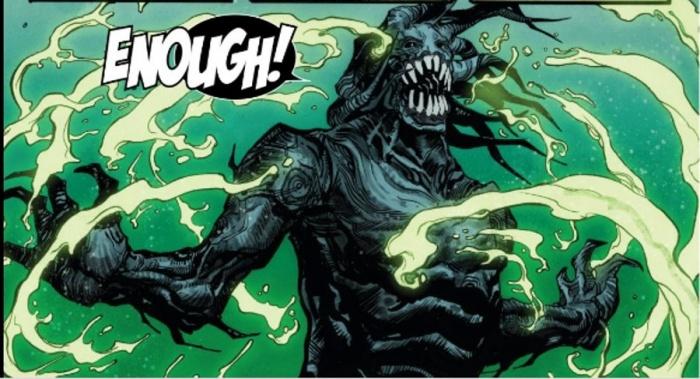 Blackheart Falcon Marvel 1