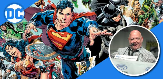 Brian Michael Bendis DC Superman