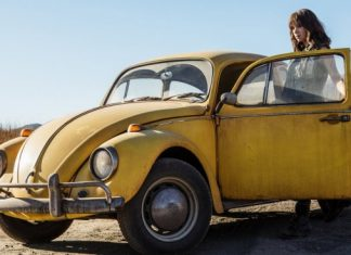 Bumblebee The Movie Sinopsis