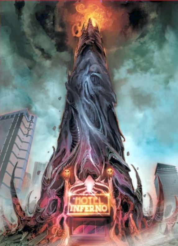 Doctor Strange Damnation 1