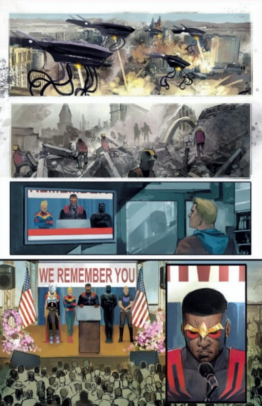 Doctor Strange Damnation 2