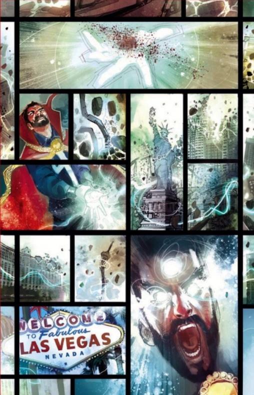 Doctor Strange Damnation 3