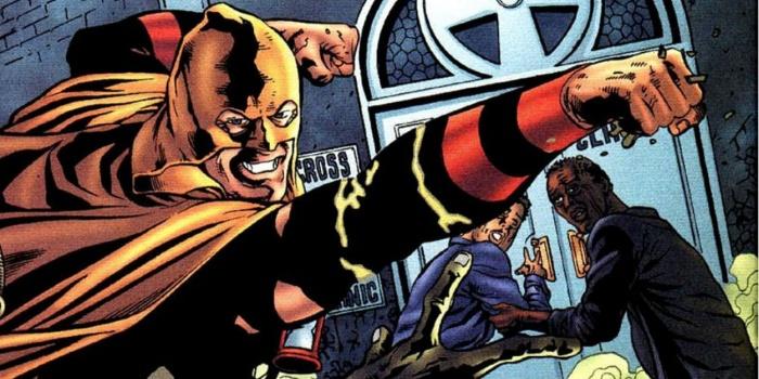 Doomsday Clock Justice Society of America (2)