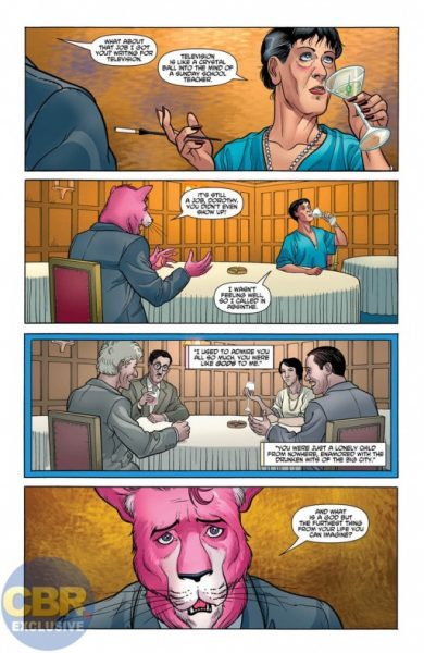 Exit Stage Left The Snagglepuss Chronicles 2