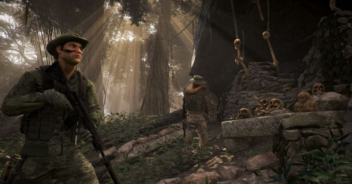 Ghost Recon Wildlands Depredador (9)