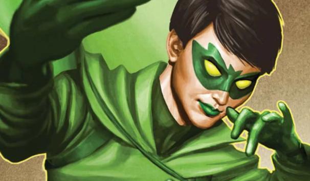 Green Hornet (3)
