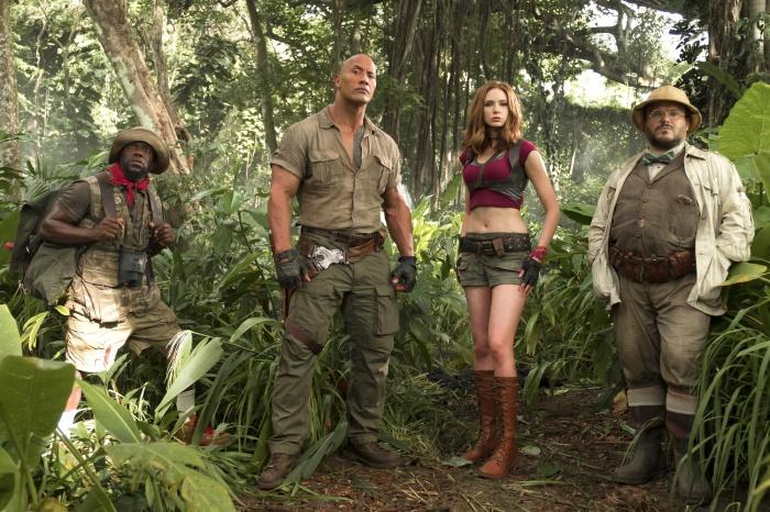 Crítica de 'Jumanji: Bienvenidos a la jungla'