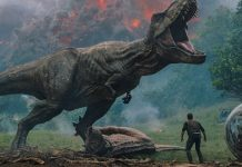 Jurassic World Fallen Kingdom Secuela