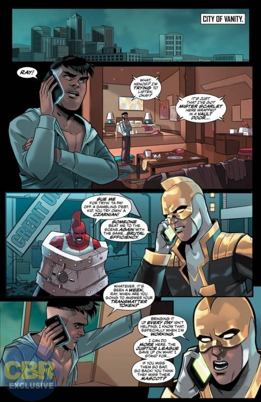 Justice League of America 21 1