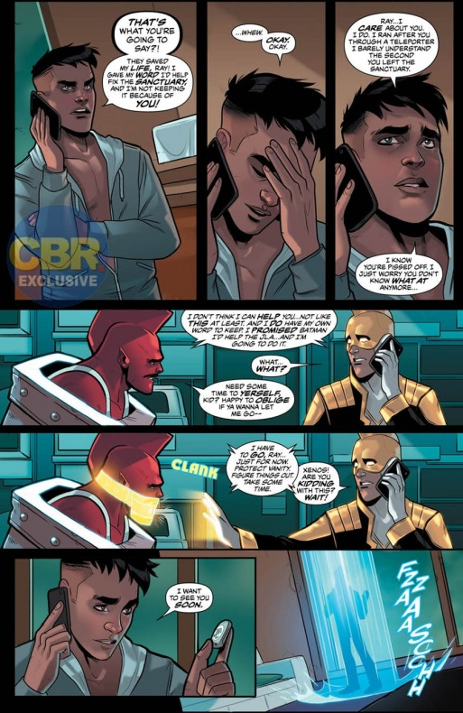 Justice League of America 21 2