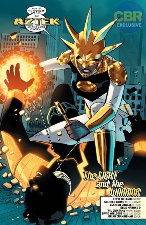 Justice League of America 21 4
