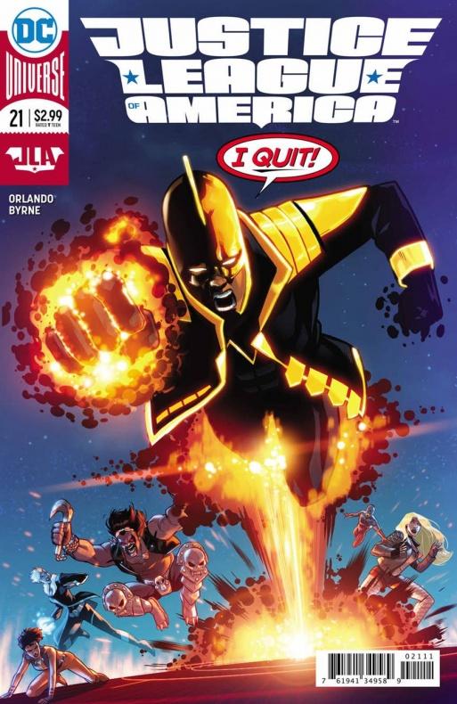 Justice League of America 21 5
