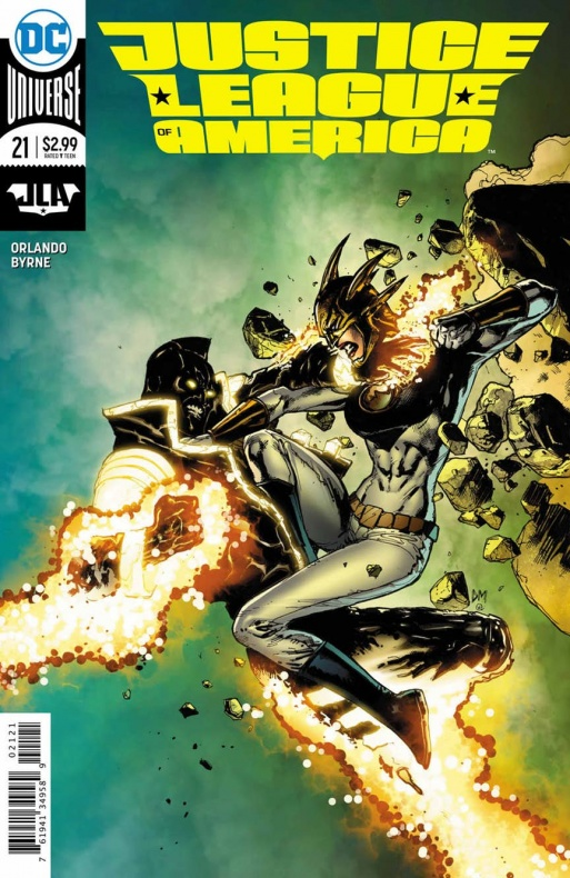 Justice League of America 21 6