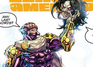 Justice League of America Aztek (1)