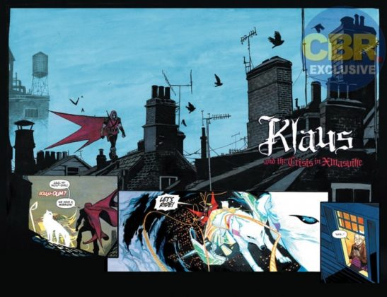 Klaus and the Crisis in Xmasville #1 Adelanto (4)