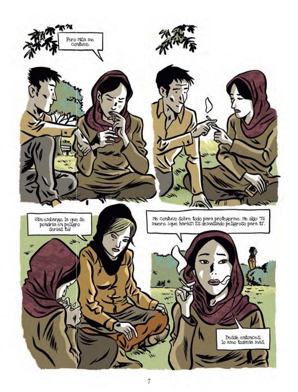 LOVE STORY A LA IRANÍ (2)