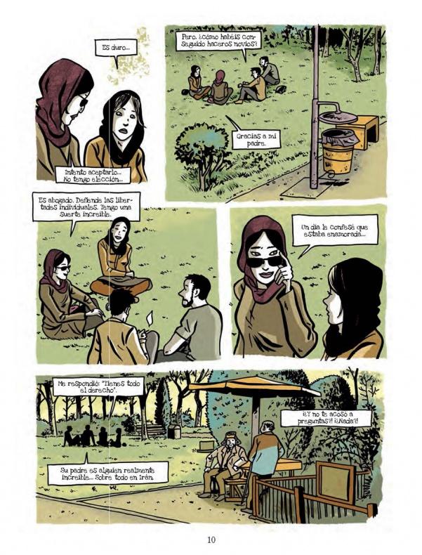 LOVE STORY A LA IRANÍ (5)
