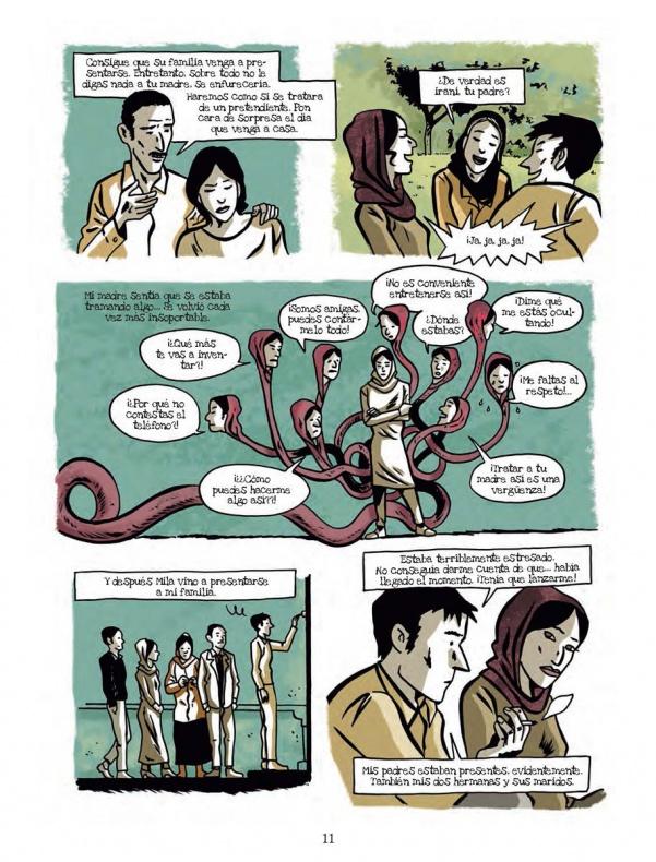 LOVE STORY A LA IRANÍ (6)